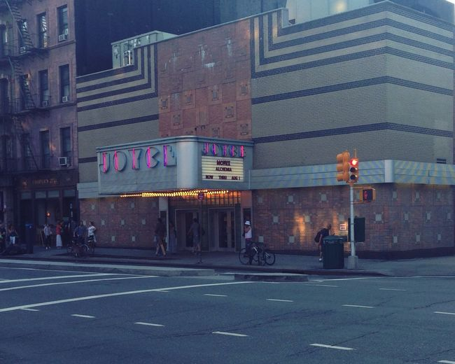 The wonderful Joyce Theatre. NYC NYC Photography Street Theatre Architecture Building This Week On Eyeem Eyem Gallery City Dance