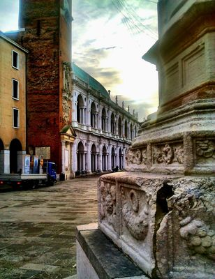 Architecture at Vicenza by giovencato