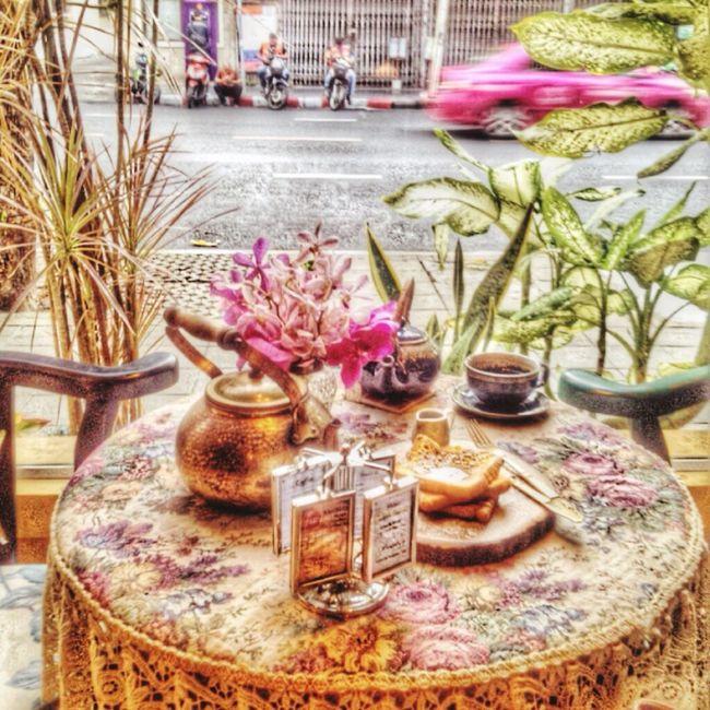 Moringview breakfast Enjoying Life Bangkokoldtown MyEdit