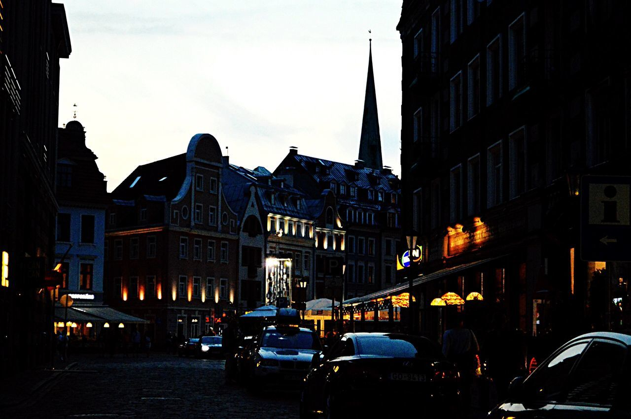 Little lovely town🌇♥️🇱🇻 Building Exterior City Architecture City Street Street Built Structure Illuminated Outdoors Sky No People Cityscape Day EyeEm Lights Eyemphotography Eye4photography  Light And Shadow Lovephotography  Eyeemphoto Citylights Riga Riga Latvia Riga Old Town RigaCity Rigaphotos