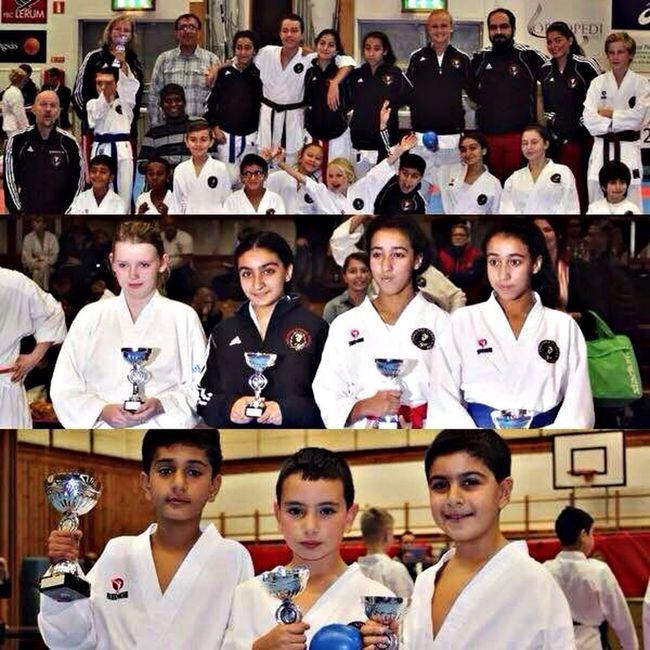 Gothenburg Sweden Karate Training Frölunda Karate