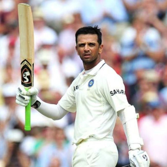 Happy birthday the greatest.. Thewall & legacy of cricket RahulDravid , who is inspiration of young cricketers.