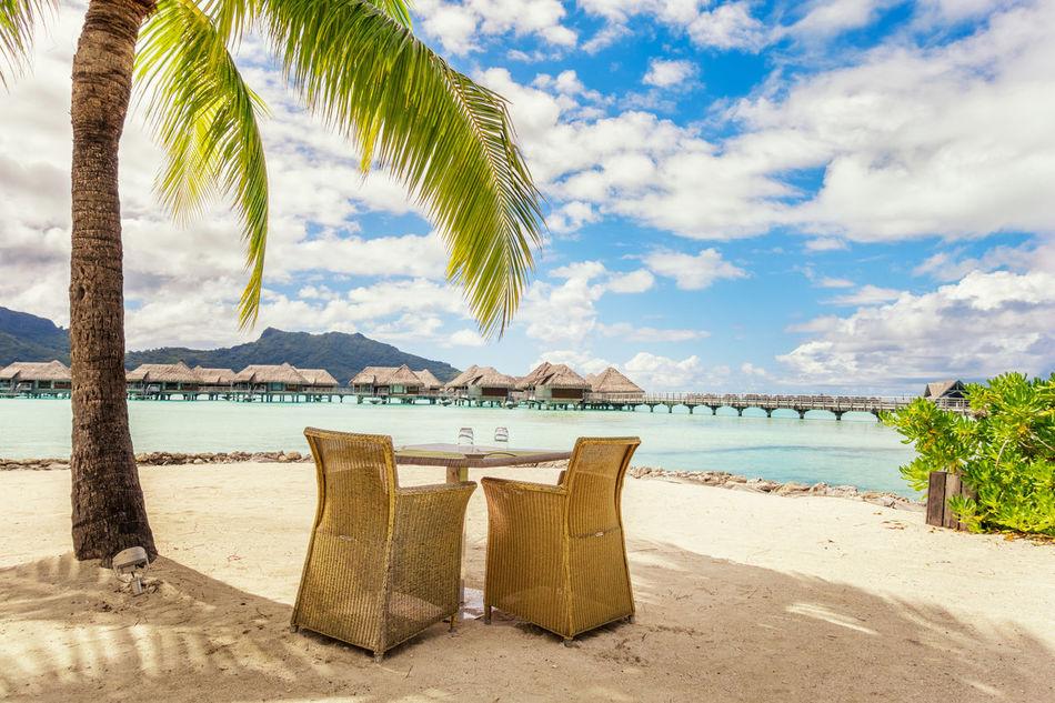 Beautiful stock photos of bora bora, beach, sea, vacations, travel
