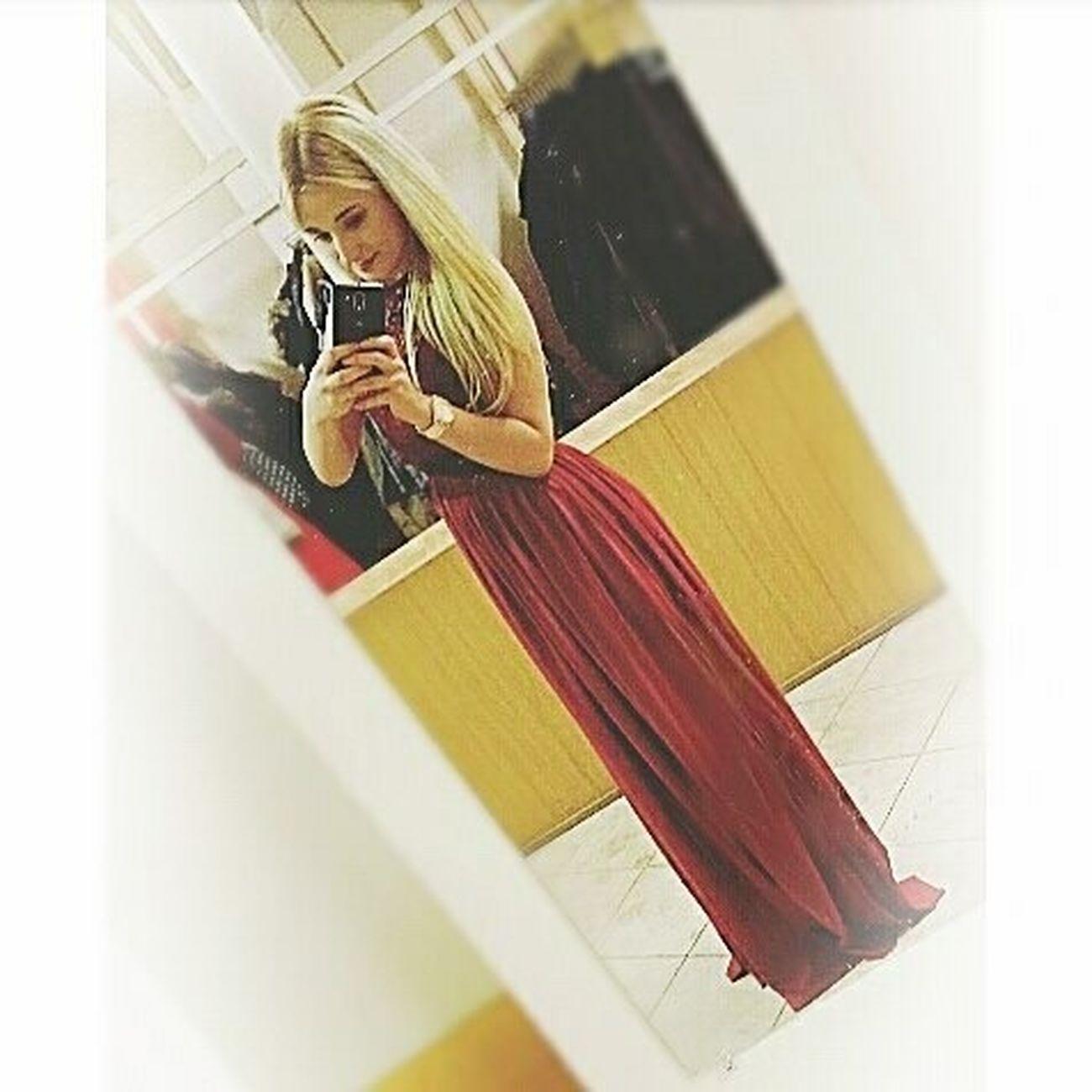 Latvia Riga Evening Dress Girl