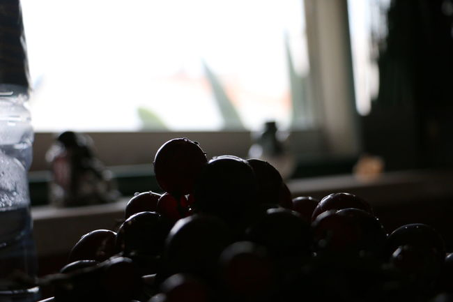 #fruit #grapes #natural #healthy #food Abundance Arrangement Bottle Close-up Day Focus On Foreground Food And Drink Glass - Material In A Row Indoors  Large Group Of Objects No People Order Repetition Selective Focus Side By Side Stack Still Life Table Variation