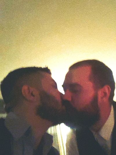 This is happy new year's Eve I Love You ! Boyfriend Life Queerlove GayLove