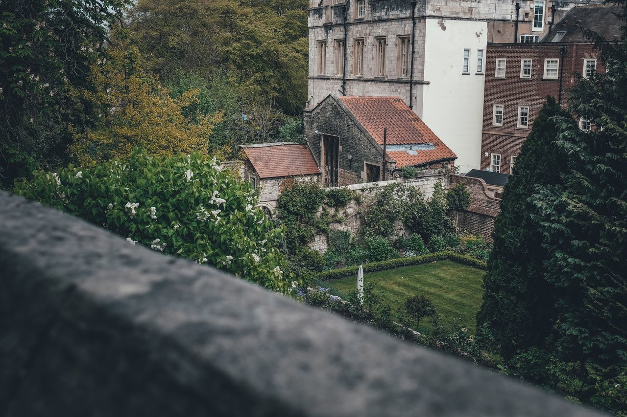York York Walled City Uk Built Structure House Grass Sky No People Travel Destinations Traveling Travel Photography The Street Photographer - 2017 EyeEm Awards