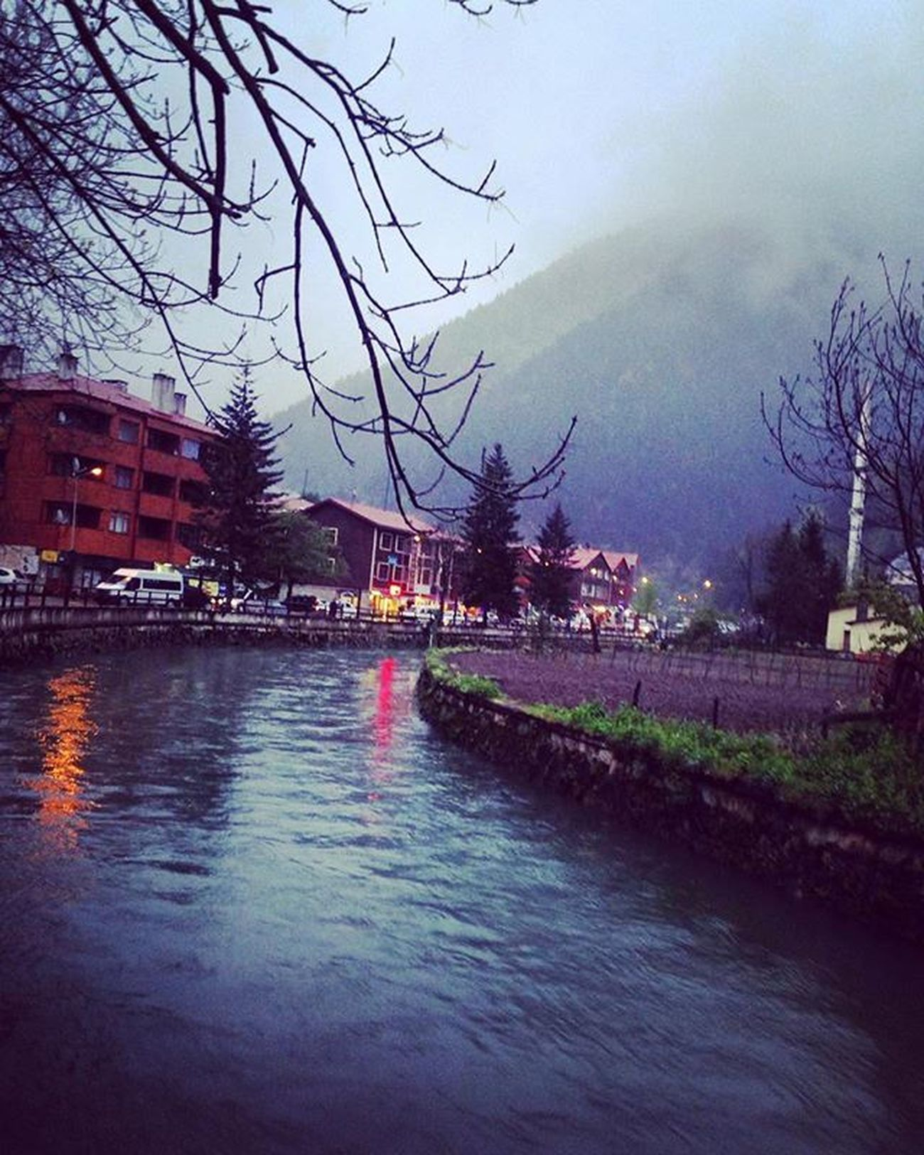 Trabzon Uzungol Turkey