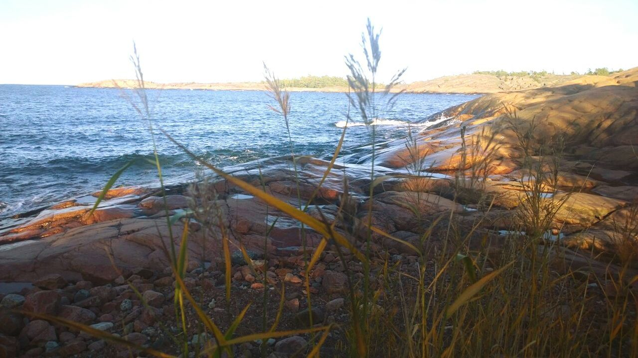 åland  Nordic Light Water Östersjön Sun