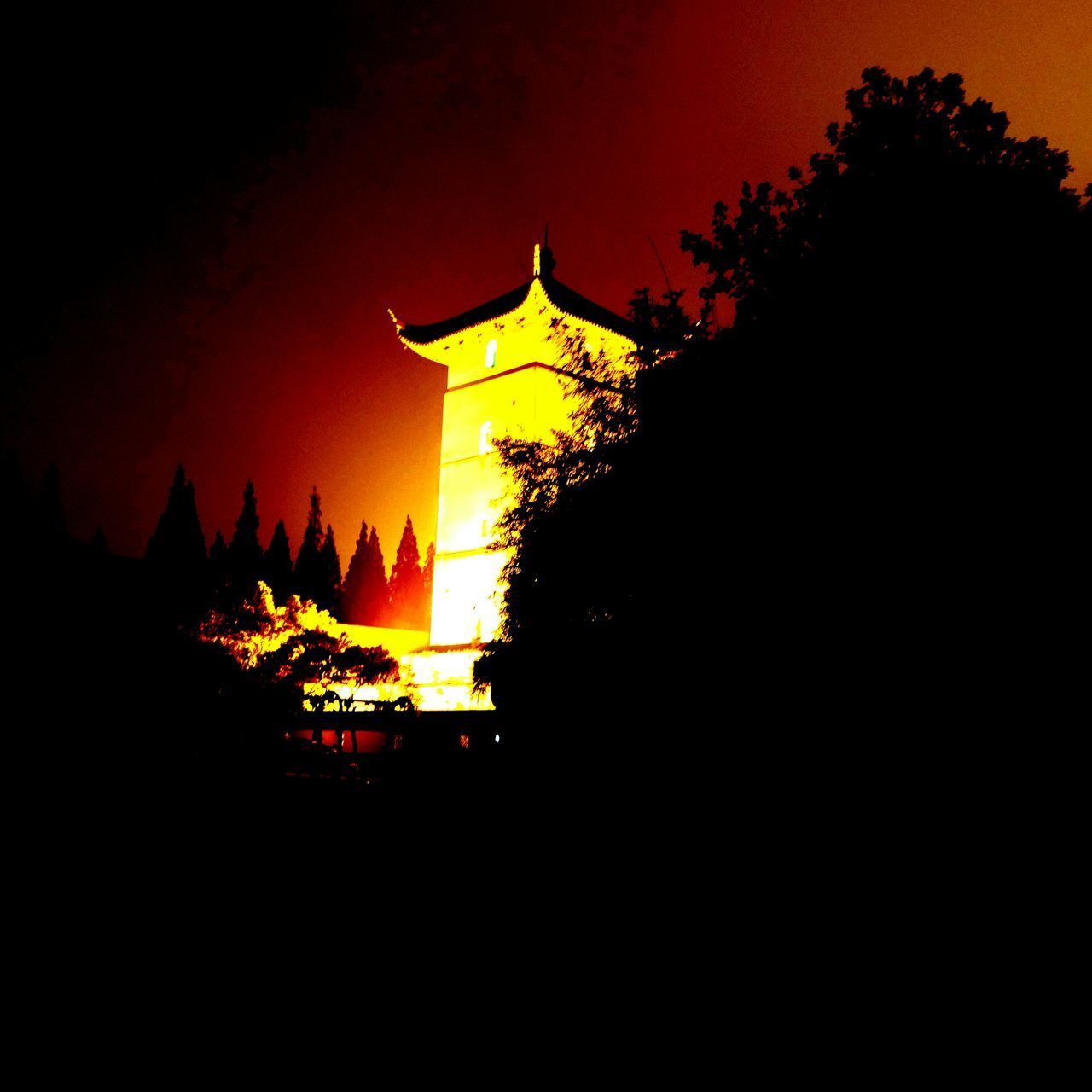 富士 苏州 风景 旅游 China Night Heyworld Take Photos Traveling Fujifilm Colors