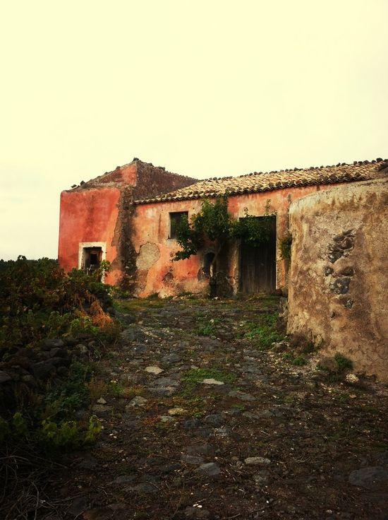 Taking Photos Sicily Etna