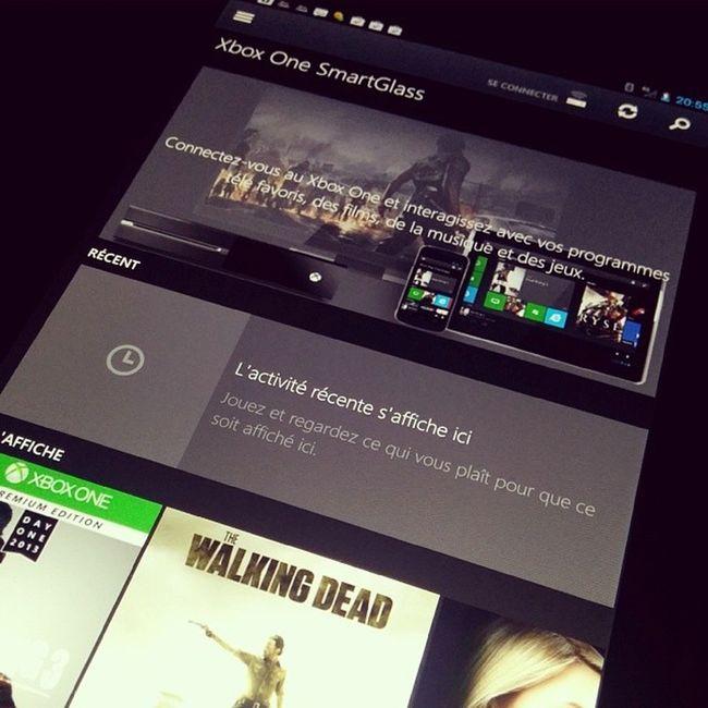 XboxOne Smartglass Nextgen Nexus7