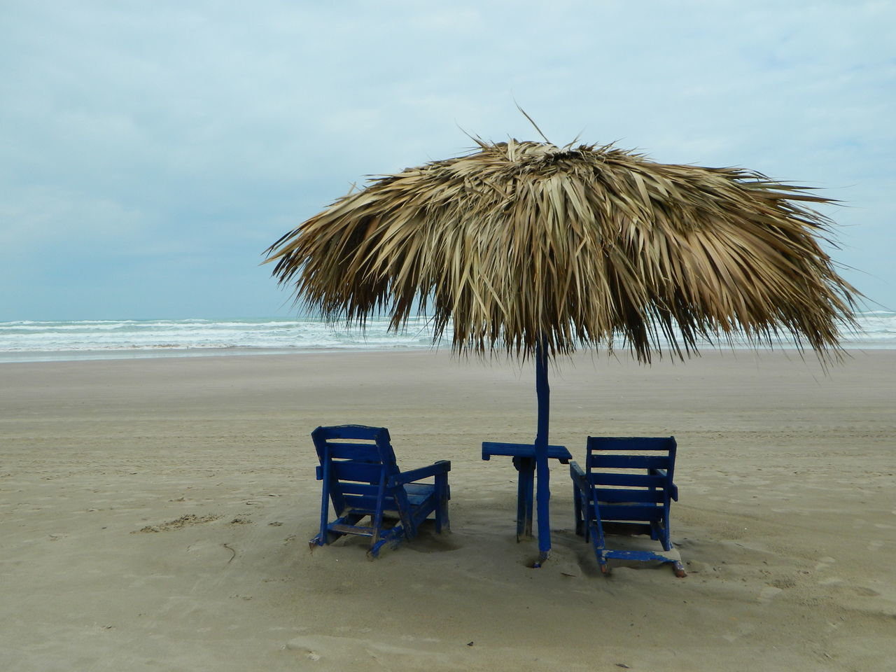 Beach Sand Sea Travel Destinations No People Vacations Summer Outdoors Chair Palm Tree Nature Day Sky Beauty In Nature Beauty In Nature Mexico Asthetic Tampico Blue Ocean❤ EyeEmNewHere