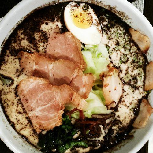 Food Porn Awards Ramen Charcoal Miso Noodles Food Foodie