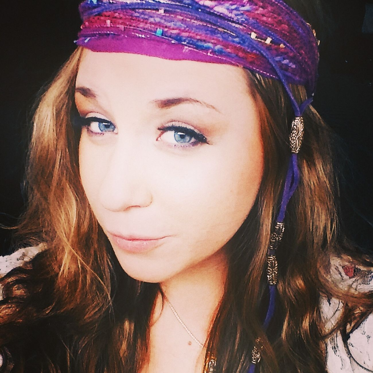Good vibes ?Bohemian Reggae Selfie Beauty