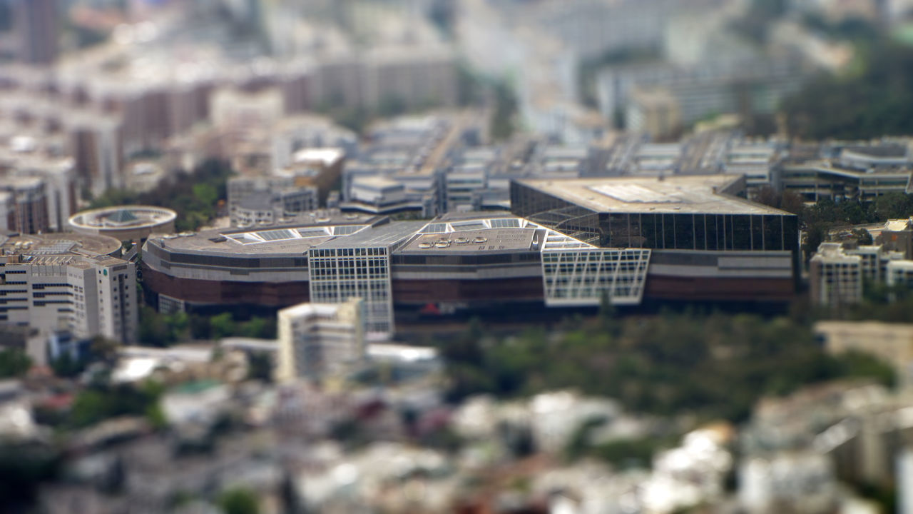 building exterior, architecture, built structure, no people, day, outdoors, tilt-shift, city, cityscape