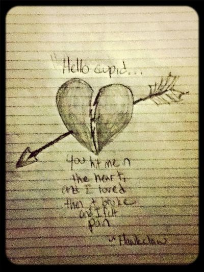 Yea... This is for all of you broken hearted ones (including me) Me And My Broken Heart