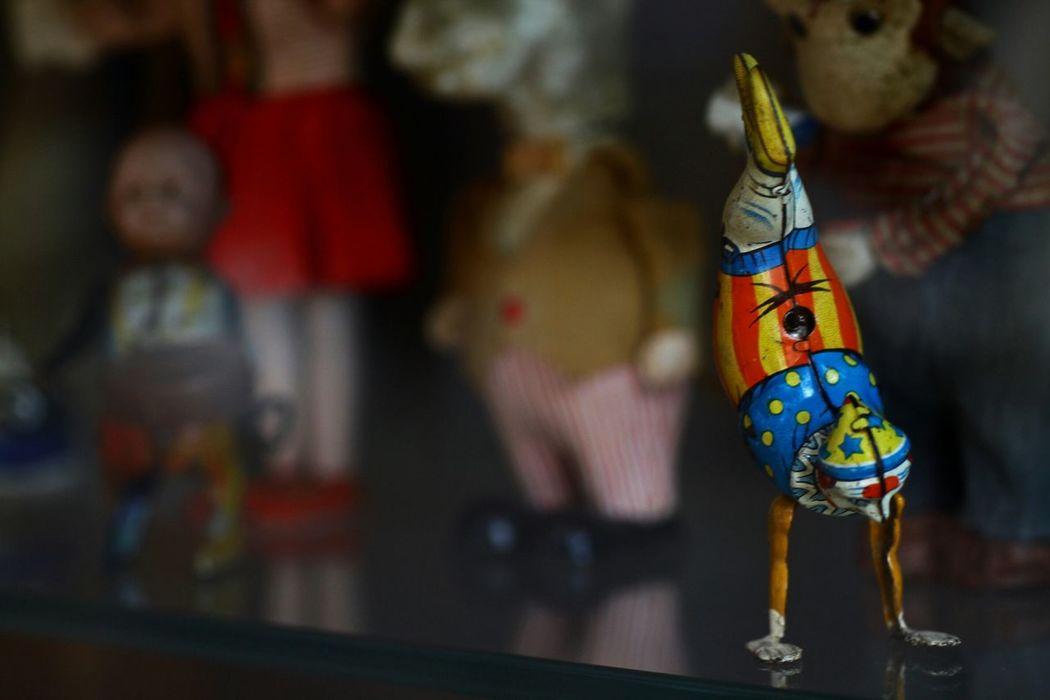 Clown Trinket Museum Little Trinkets Visiting Museum