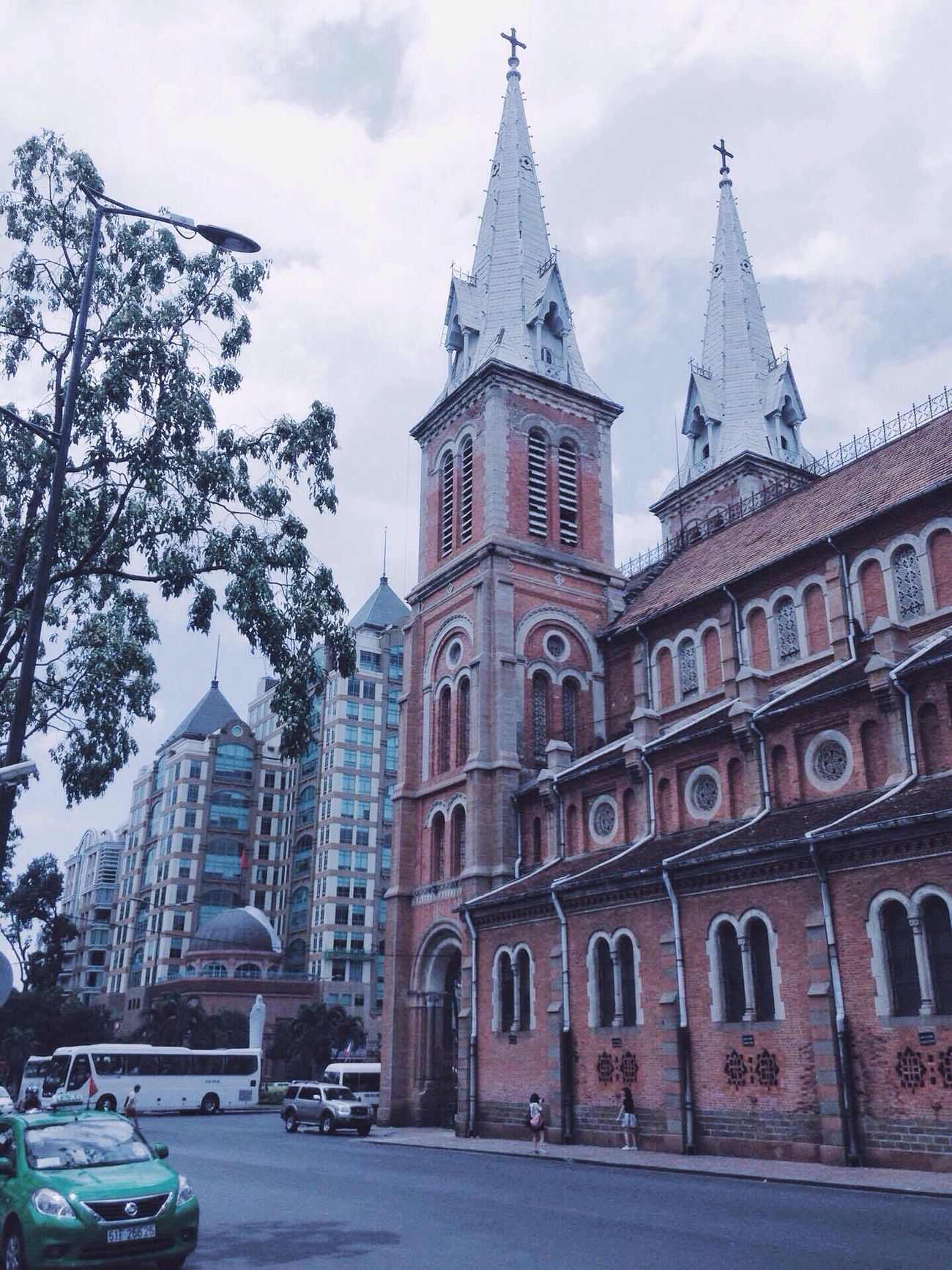 The Architect - 2016 EyeEm Awards The Street Photographer - 2016 EyeEm Awards Vietnam Ho Chi Minh City Immaculate Conception Cathedral Basilica Nhà Thờ Đức Bà