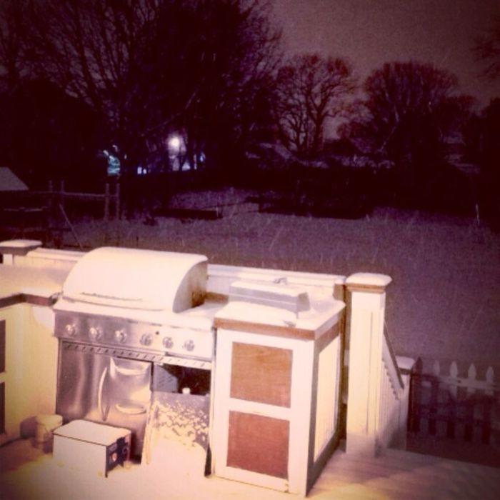 my house wen it snows long island