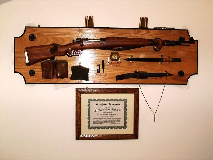 Mauser Ww2 World War 2 Gunporn Collecter Grade 8mm Mauser