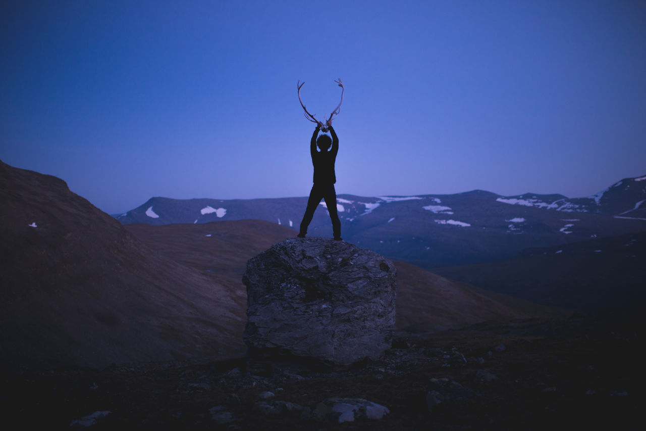 Those reindeer antlers were by far the biggest I have ever seen. My brother found them just 50m away from our camp after three days hiking into Sarek national park. While wondering how the antlers got there we enjoyed the atmosphere of this magical place. Friends Sweden Sarek Nature Reindeer Sunset Landscape Adventure Exploring Edge Of The World My Best Photo 2015 The Great Outdoors - 2016 EyeEm Awards