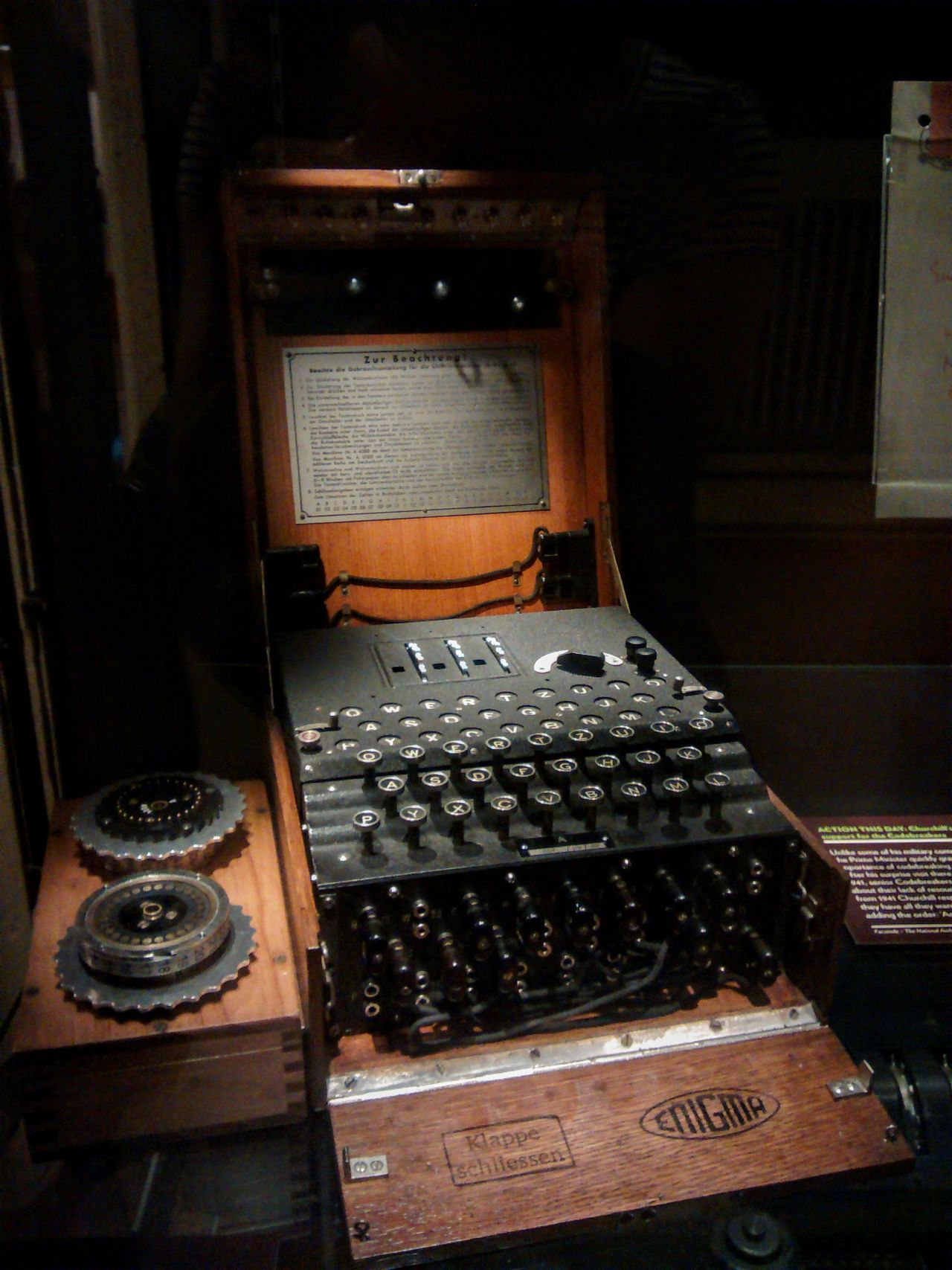 CodeBreakers Codebreaking Enigma Genious People Nazi Era Still Life Typewriter War World Wars