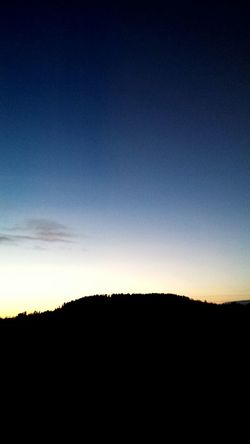 View from my window last night <3 Nightphotography Sky Silhouette
