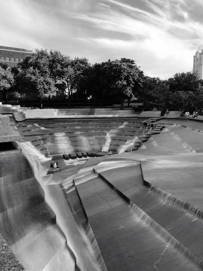 Water Garden  Downtown Fort Worth