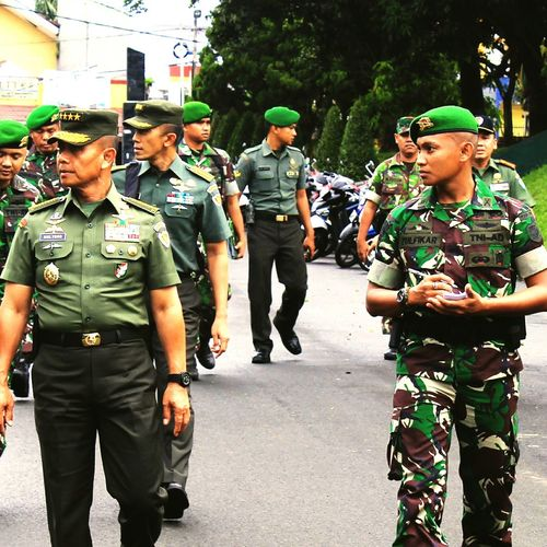 Indonesian Chief Army