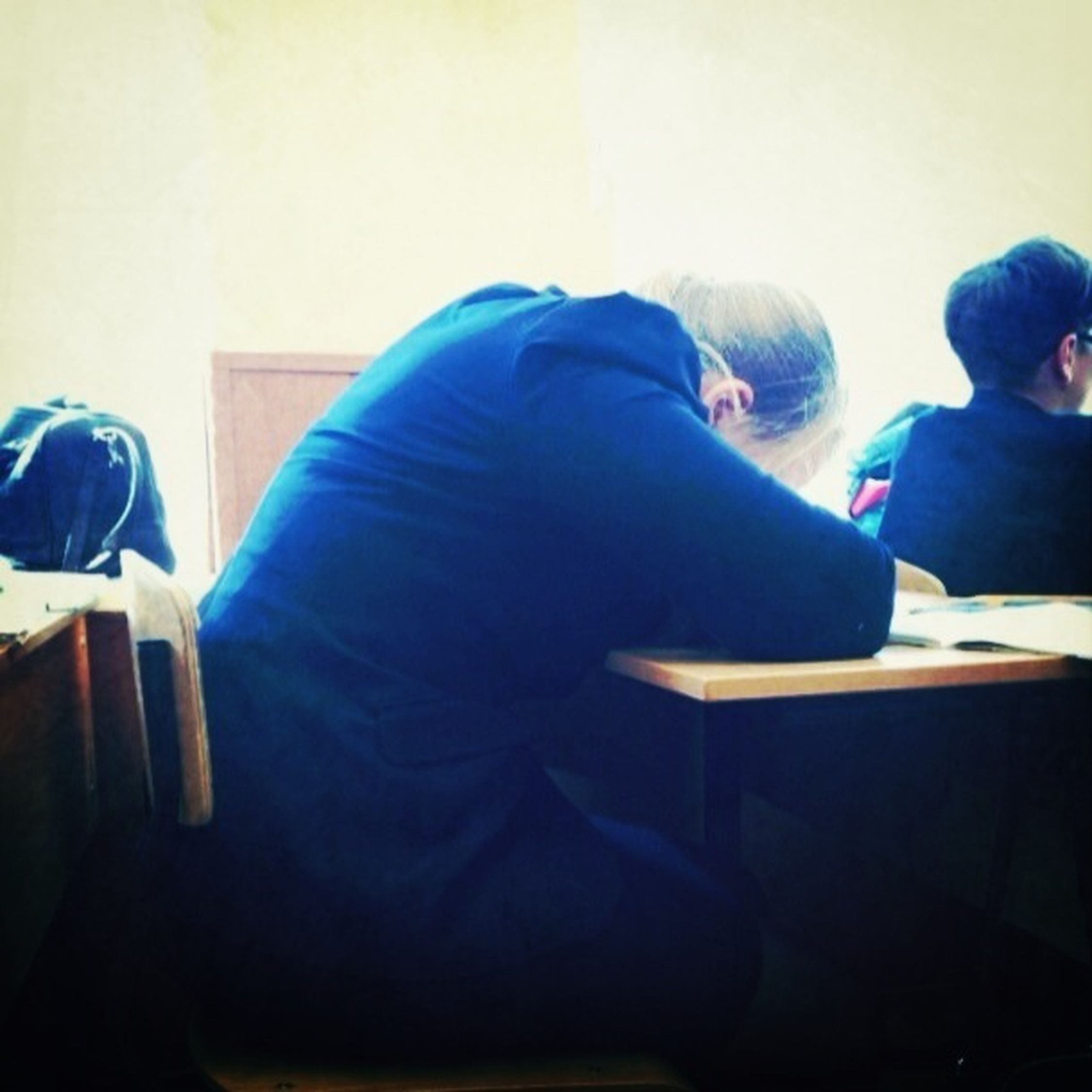So boring lesson