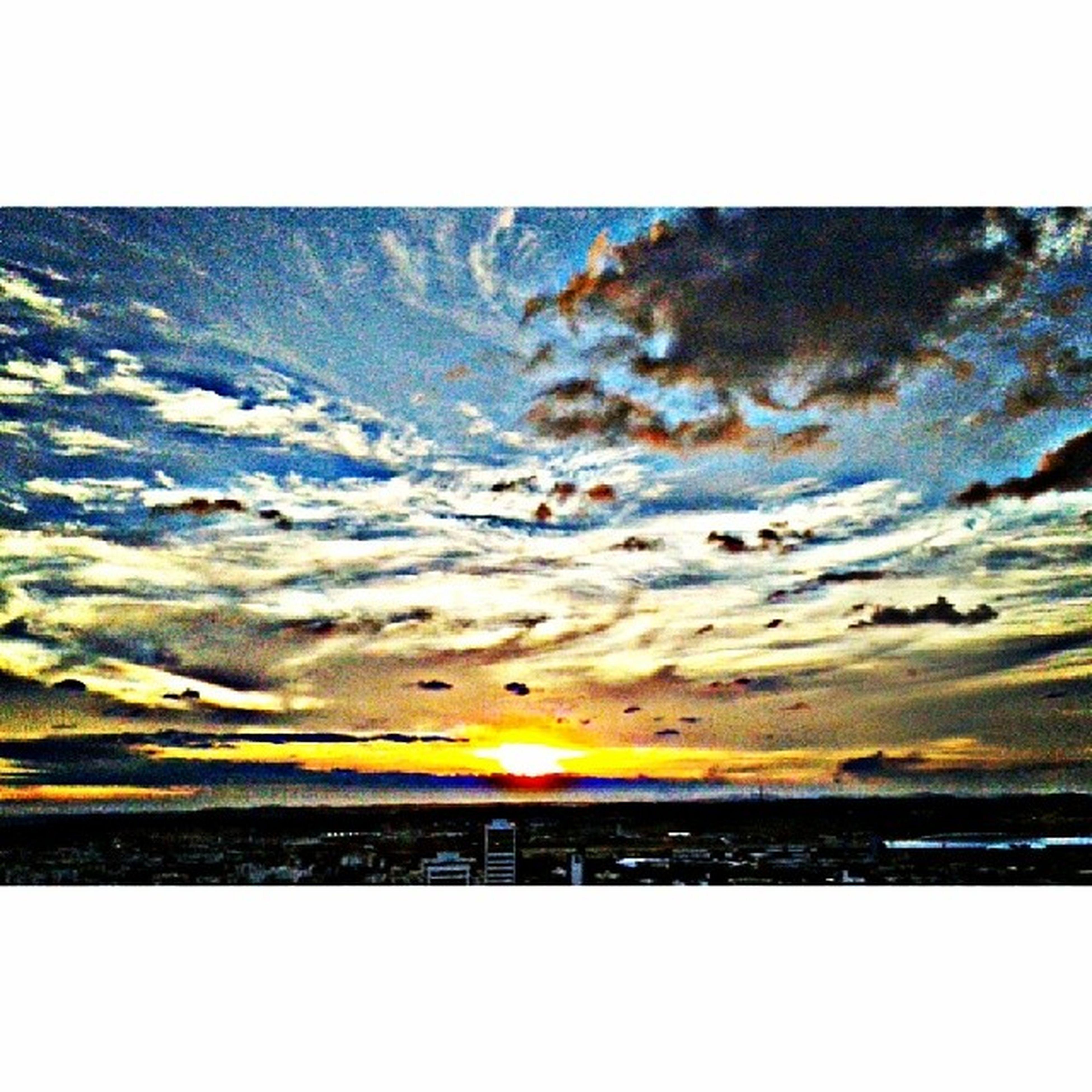 Instagood Sun Sunset Sky instagoodgers