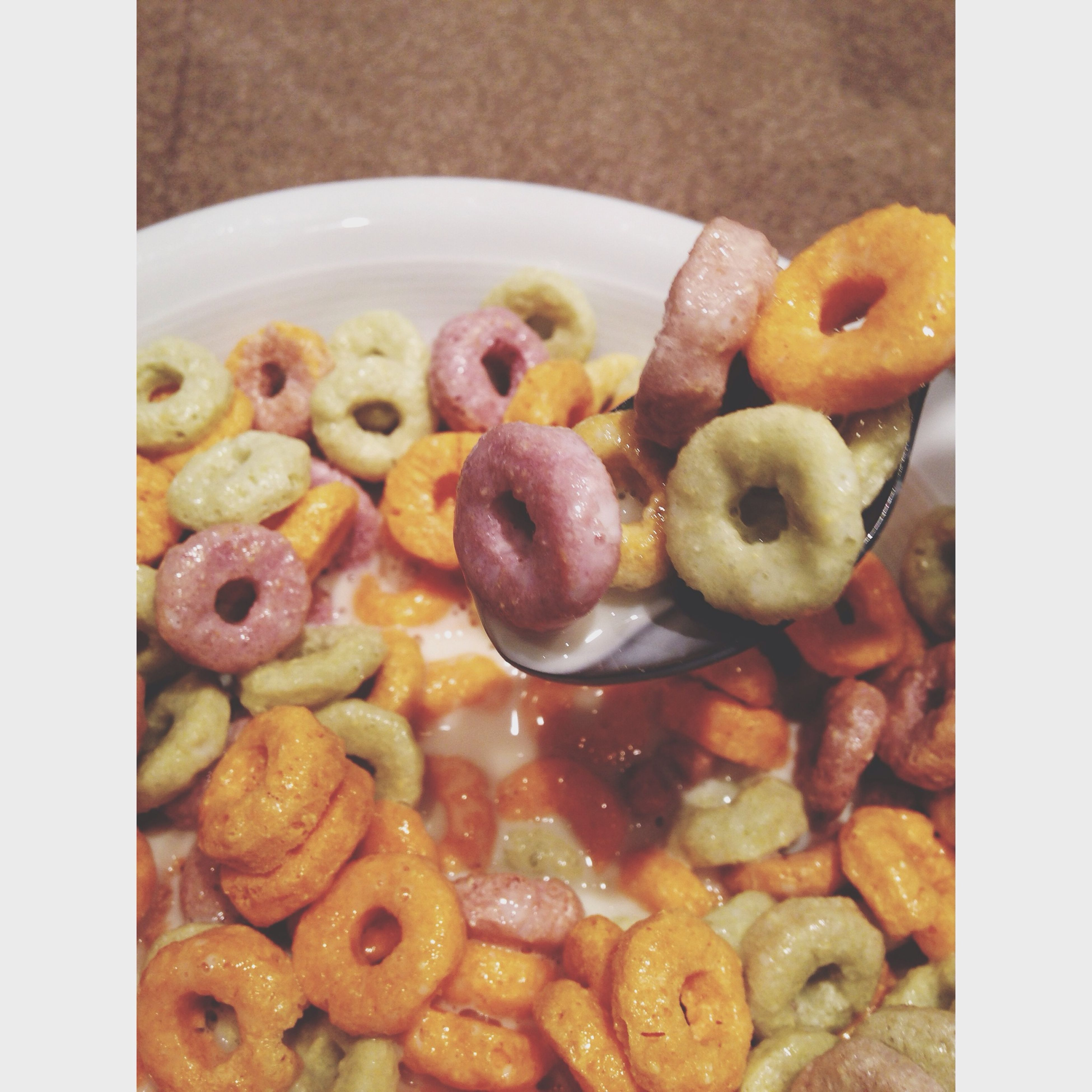 Food Frootloops Goodmorning Hi!