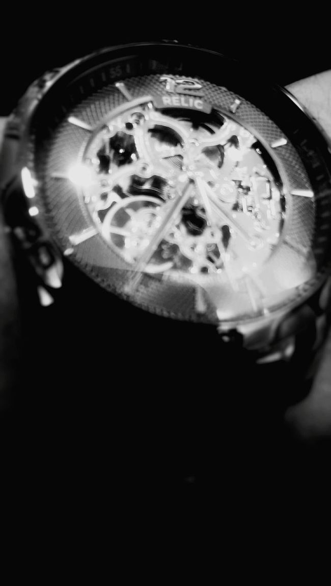 Watch Time Piece Father's Day Gift Gears Movement
