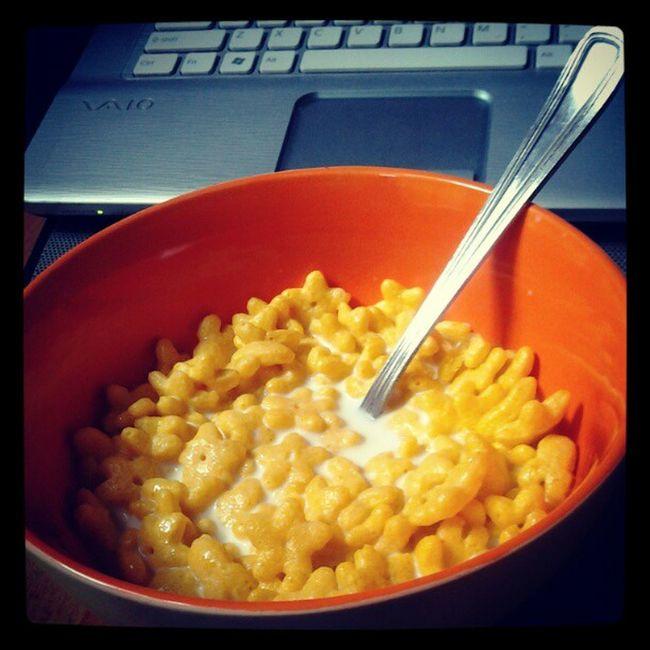 Breakfast or Lunch?