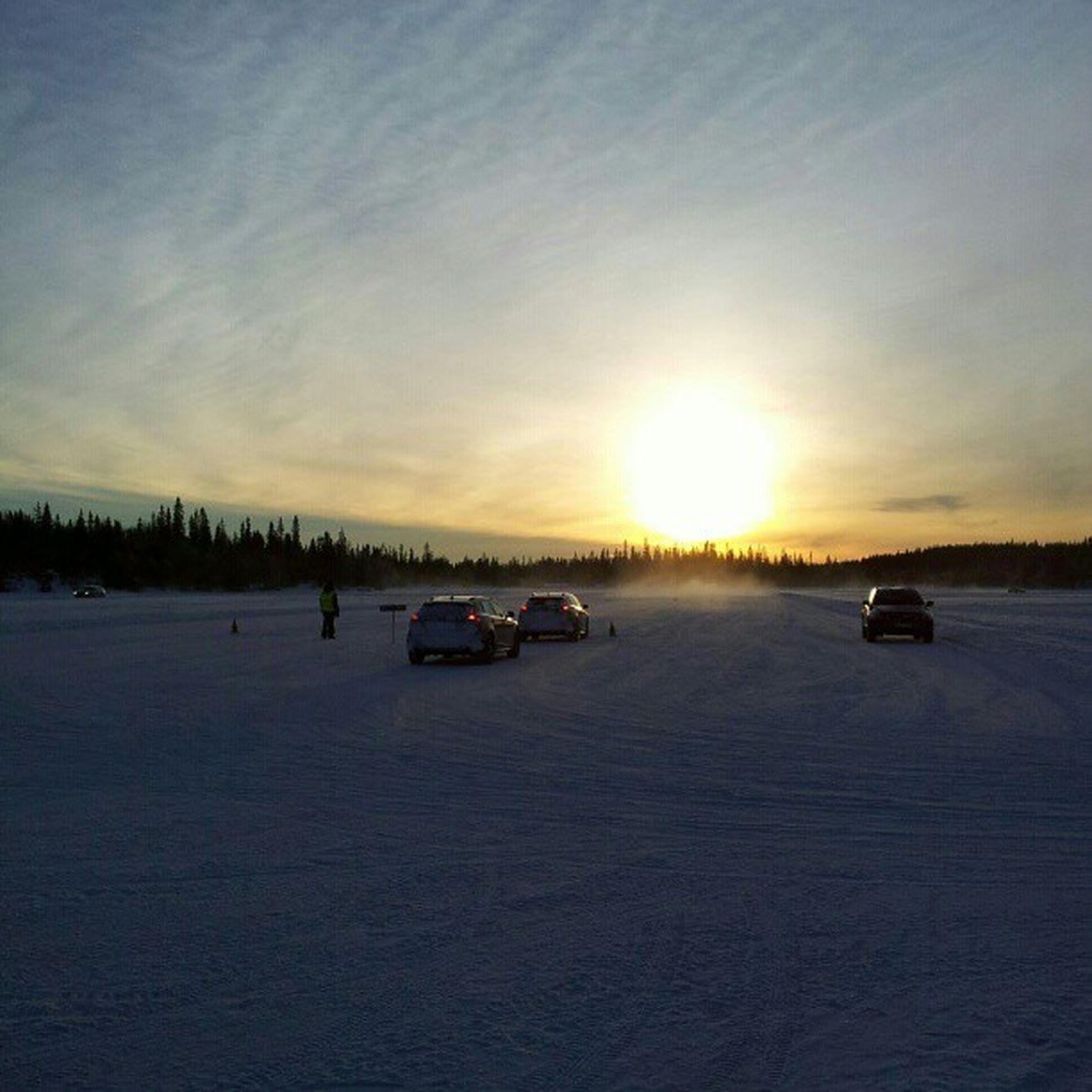 Testtrack Ice Volvocars