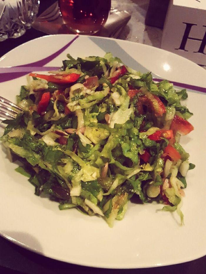 Salat Kann Ich Niemals Nein Sägen