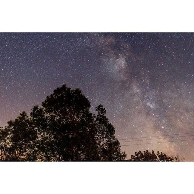 Milkyway Pleubian Larmorpleubian Brittany Bretagne Night Lowlight Dark Darkness Light Nacht Licht France Frankreich Sterne  Sternenhimmel Stars Milchstrasse Milkyway