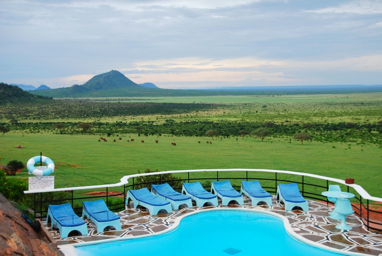 Beautiful stock photos of hotel, Beauty In Nature, Blue, Cloud - Sky, Dusk