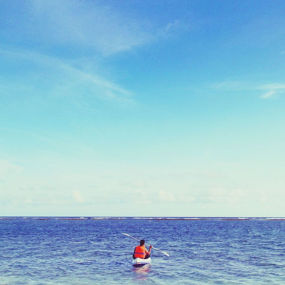 Bali Beach Holiday Blue