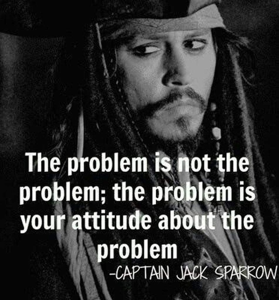 Captain Jack Sparrow Quotes Reality Movies Yeah Right Life Problems Attitude