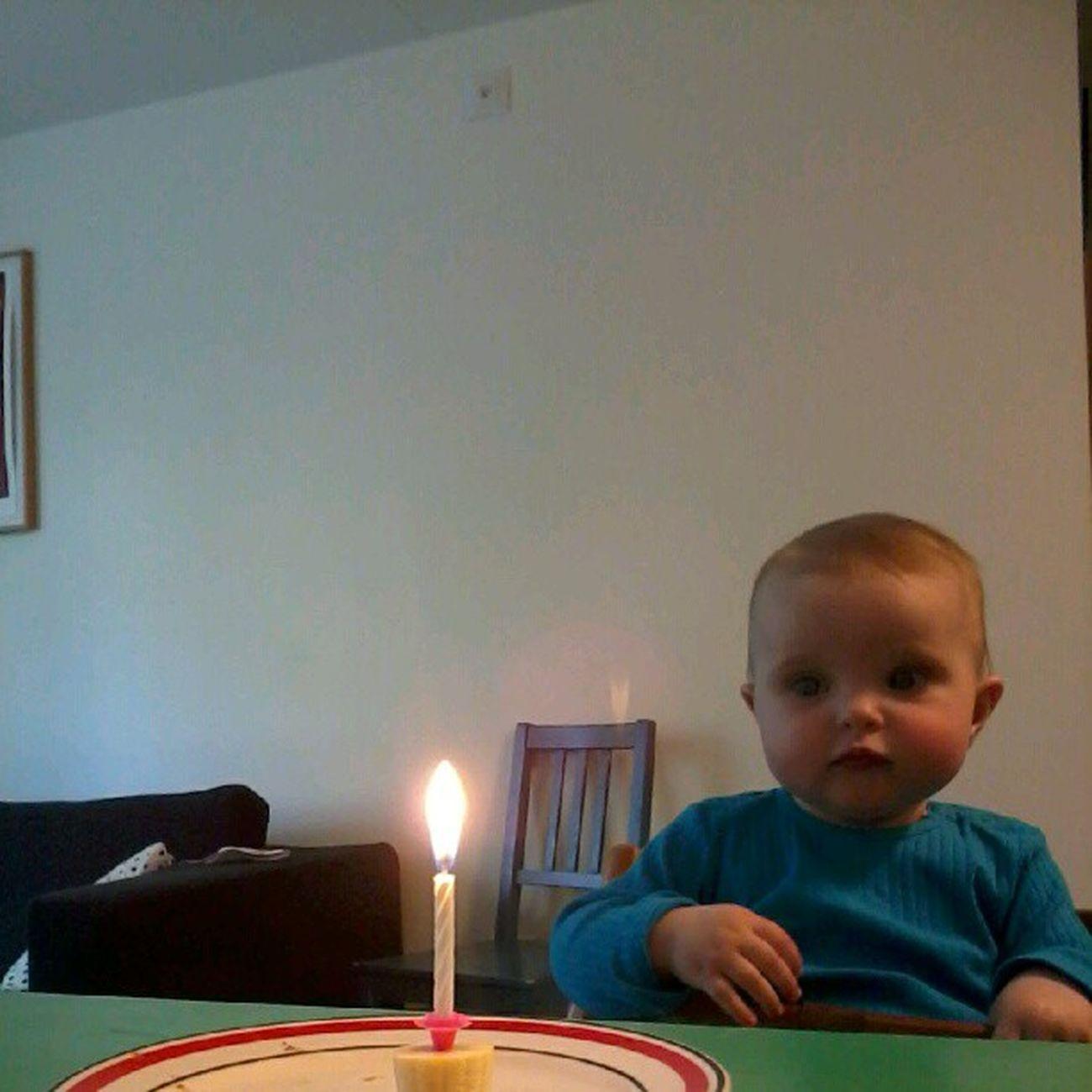 Nora 1 år :)