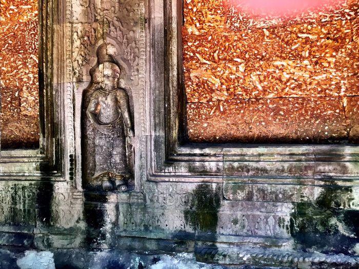Art And Craft Sculpture Kambodia