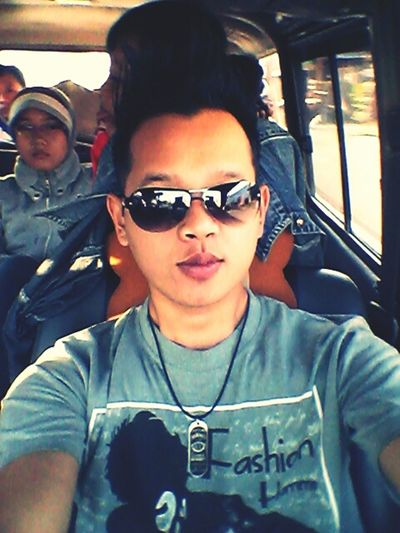 On the way Ngawi Hanging Out