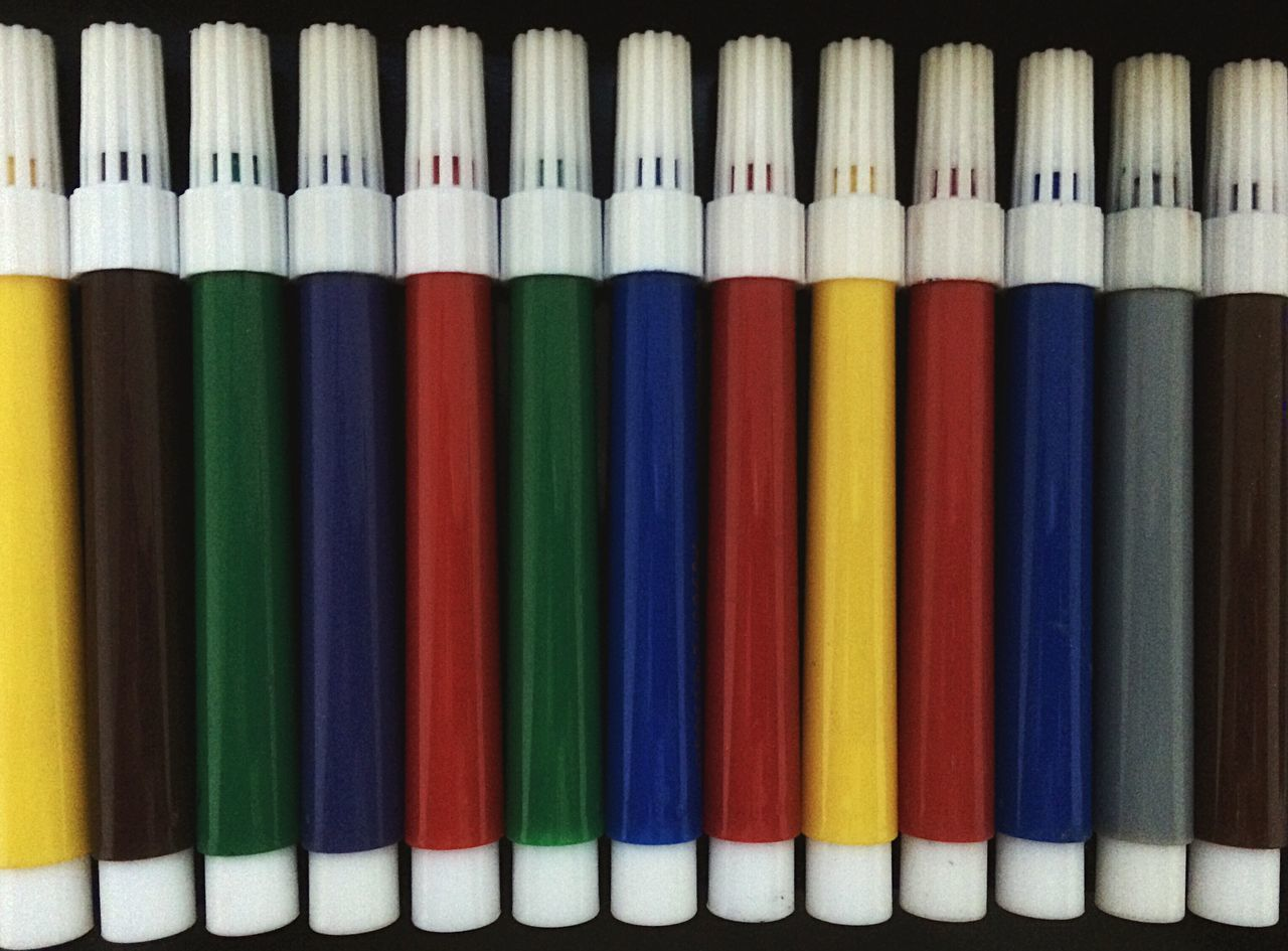Multi Colored Variation Backgrounds Choice No People Close-up Indoors  Day