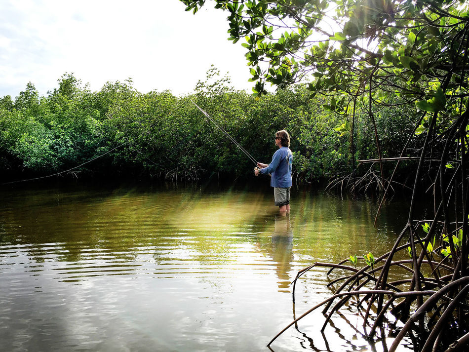 Beautiful stock photos of engel, 54-59 Years, Casual Clothing, Day, Fishing