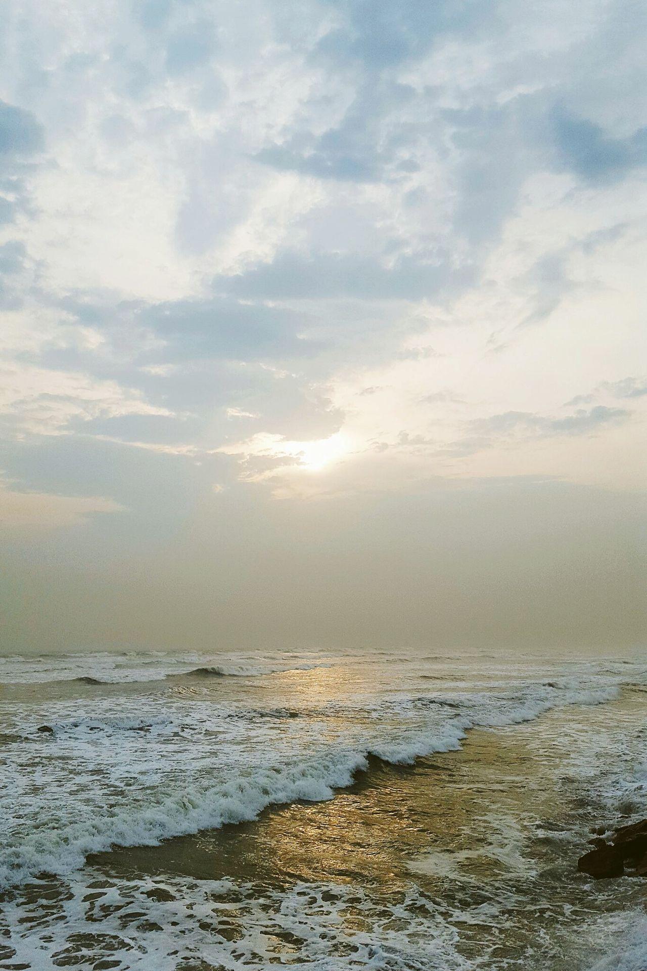 Sand Beach Nature Sea Water Outdoors No People Landscape Sky Day EyeEmNewHere Karachi