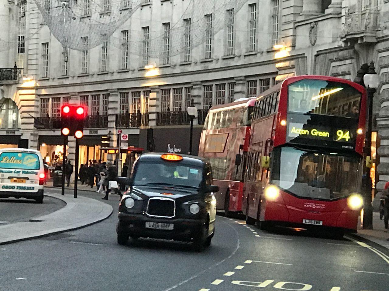 Londontaxi Londonbus