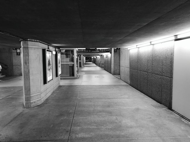 When i leaving my job and i across my trainstation in the morning Train Station Trainstation Trainstations Trains And Station Monochrome Morning No People