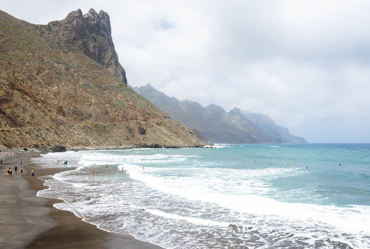 Thegreatoutdoorswithadobe Teneriffa Tenerife Canary Islands Beach Strand Landscape Landschaft Reise Travel The Great Outdoors With Adobe